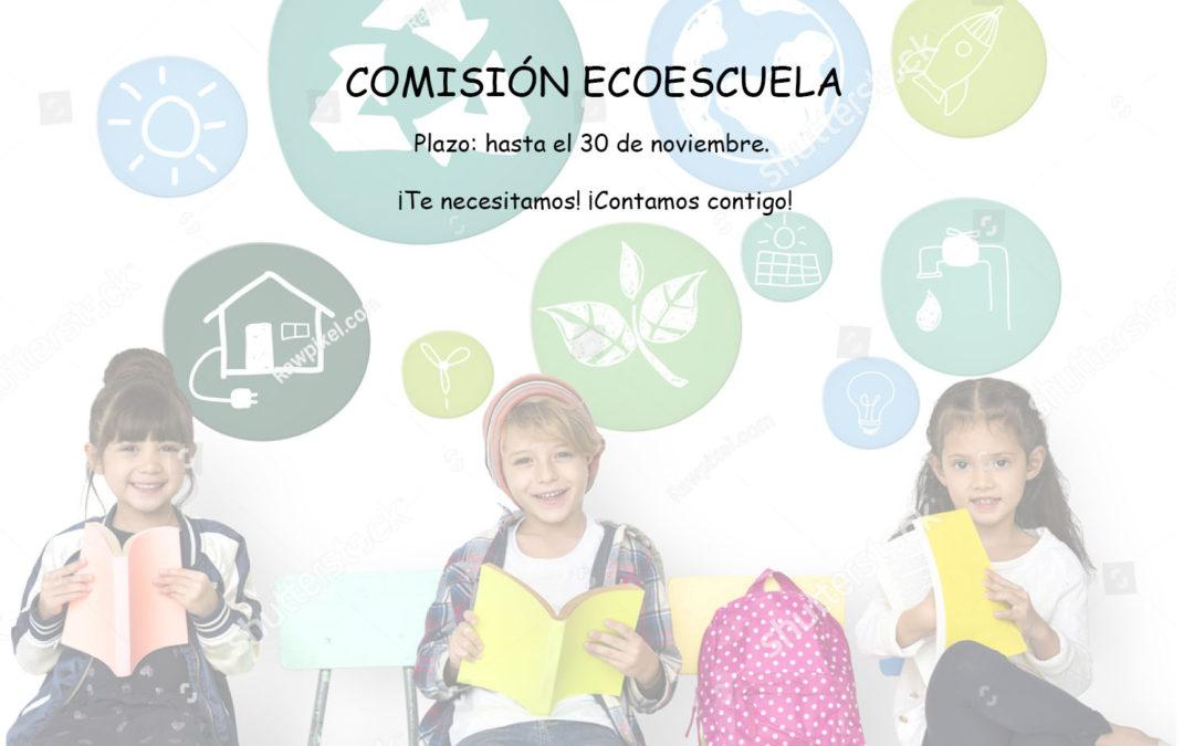 Ecoescuela ¡Participa!